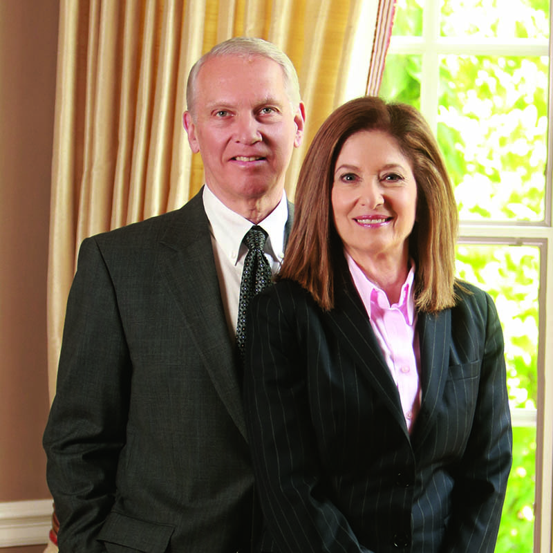 Susan Hais and Sam Hais - Hais, Hais & Goldberger, P.C.